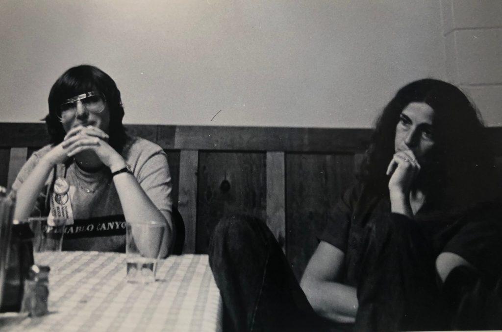 1981 w Joyce Howerton Diablo Blockade