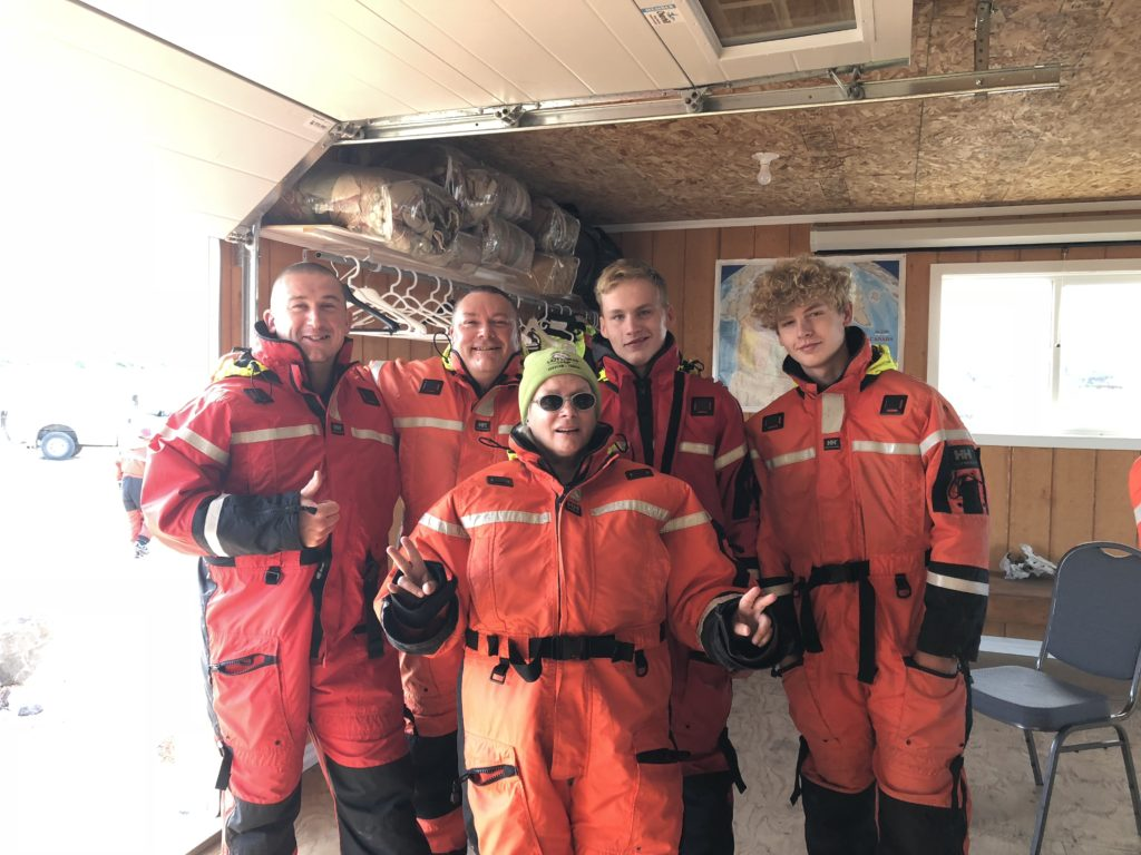 2018 trip to Churchill with boys